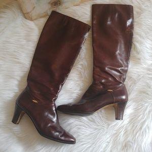 1970's vintage Salvatore Ferragamo boots